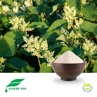 Resveratrol 98% (25kg Drum) by Jianhe Biotech Co., Ltd