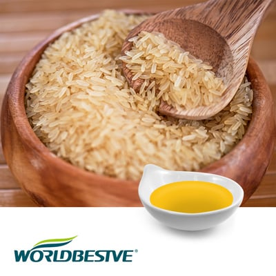 Rice Tocotrienols-TR80 Oil by Worldbestve