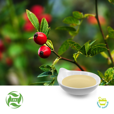 Rosehip Oil (25kg Drum) by Ji'An Zhongxiang Natural Plant Co., Ltd
