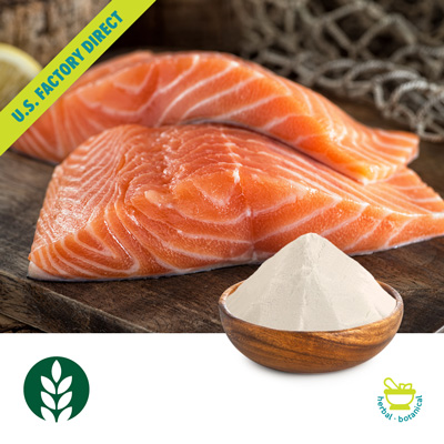 Alaska Salmon Milt Powder by Tree Origin