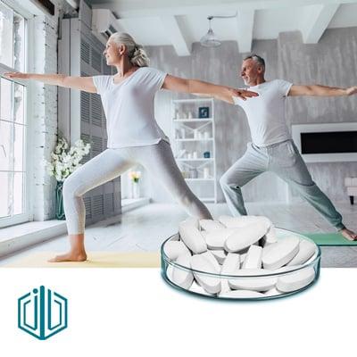 SAMe SD4 Enteric Coated Tablet 200mg by Jincheng Pharma