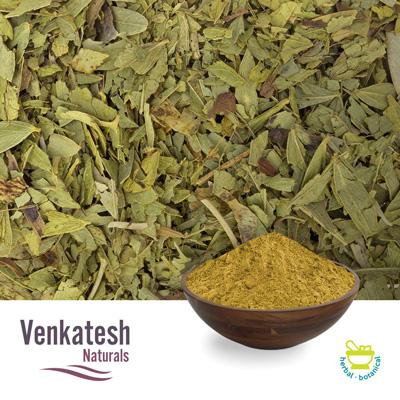 Senna Leaf P.E. 20% Sennosides by Venkatesh Naturals