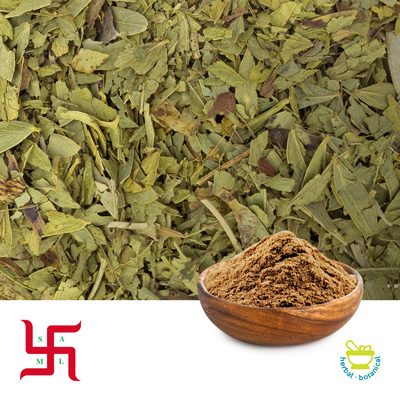Senna Leaf P.E.20% Sennosides by SAML