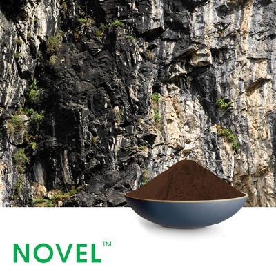 Shilajit Extract 40% Fulvic acid by Novel Nutrients