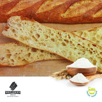 Signature T65 Flour by Les Moulins De Soulanges Inc.