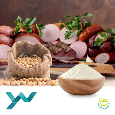Soy Protein Isolate 90% (YP928Z) by Yuwang Eco.