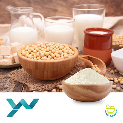 Soy Protein Isolate 90% (YP928C) by Yuwang Eco.