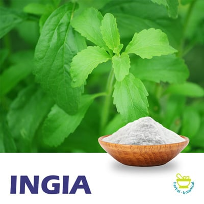 Stevia P.E. 97% Rebaudioside A (20kg Drum) by Sichuan Ingia Biosynthetic Co., Ltd.