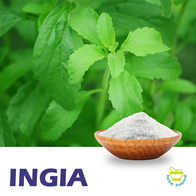 Stevia P.E. 95% RA60% (20kg Drum) by Sichuan Ingia Biosynthetic Co., Ltd.