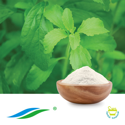 Stevia Extract 40%-99% Reaudioside-A HPLC by Hunan NutraMax Inc.