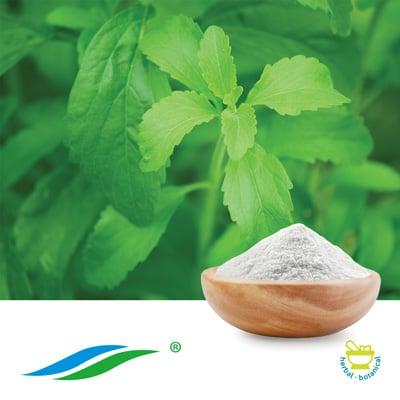 Stevia P.E 98% Rebaudioside A by Hunan Nutramax Inc.