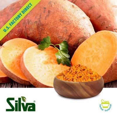 Sweet Potato Dices by Silva International