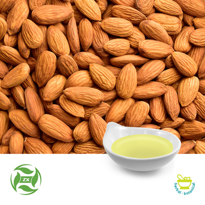 Sweet Almond Oil (25kg Drum) by Ji'An Zhongxiang Natural Plant Co., Ltd