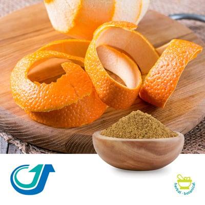 Tangerine Peel 6:1 Full-Spectrum Extract by Tianjiang Pharmaceutical Co., LTD.