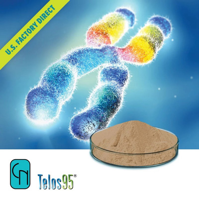 Telos95® Telomere Health Support by Certified Nutraceuticals