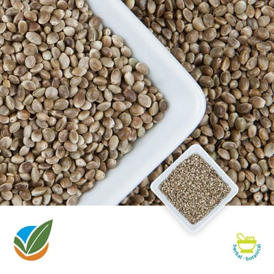Conventional Toasted Hempseed by Hemp Production Services