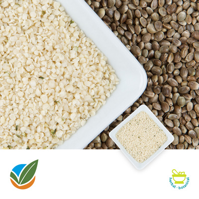 Conventional Toasted Hulled Hempseed by Hemp Production Services