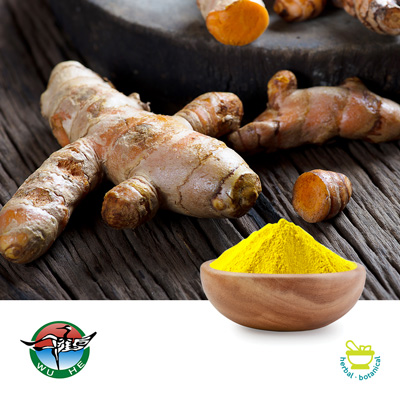 Turmeric Root P.E. HBA Curcumin 40% by Ningbo Traditional Chinese Pharmaceutical Corp.