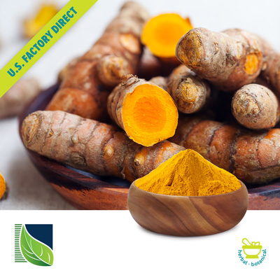 Turmeric Extract 95% by HPLC (100% Natural grade) C14 tested by Botanic Healthcare
