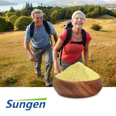 Vitamin K2 MK-7 1% Powder (Natural) by Sungen