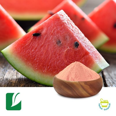 Watermelon Fruit Powder by Longze Biotechnology