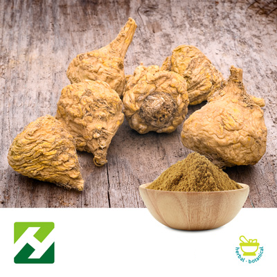 Maca Extract 4:1 (25kg Drum) by Organic Herb Inc.