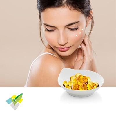 Vitamin E Softgel 250mg by Runxin Biotech