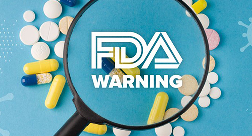 FDA Warning Photo