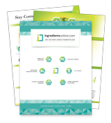 ingredientsonline.com Digital Brochure