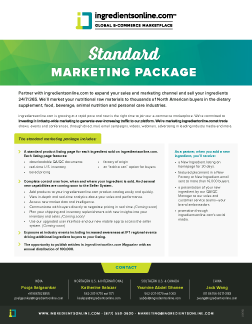Basic Marketing Package