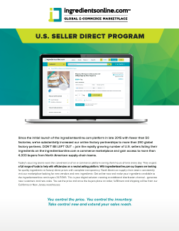 U.S. Seller Direct